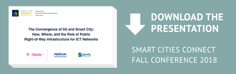 Download the Presentation from Bigbelly's Session at Smart Cities Connect Fall Conference 2018