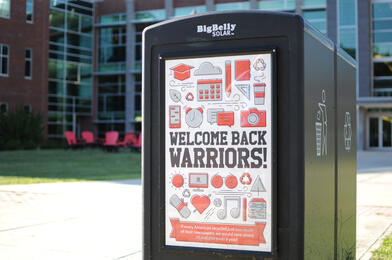 Welcome Back Warriors! Photo Credit: Cameron Maher