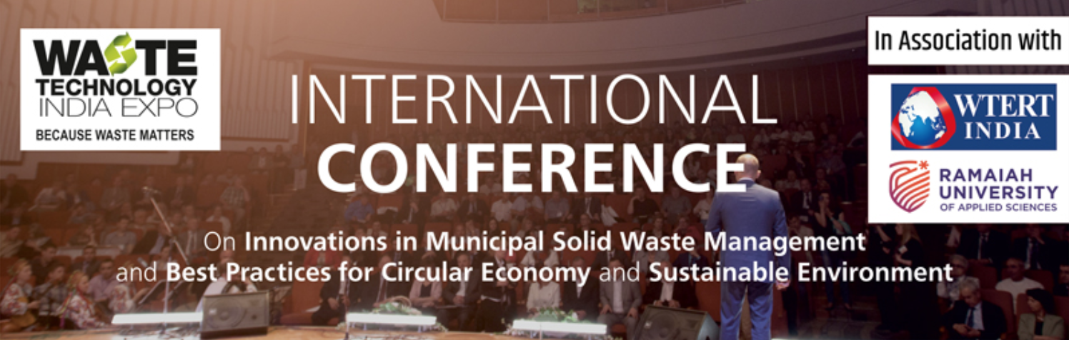 International Conference on Innovations in Municipal Solid Waste Management
