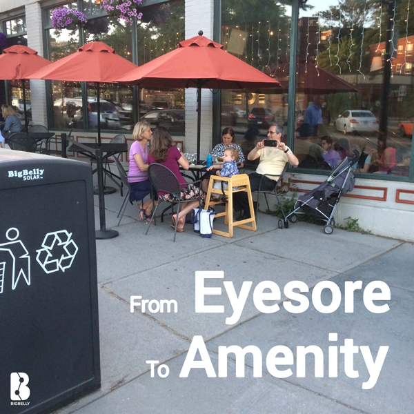 From Eyesore to Amenity
