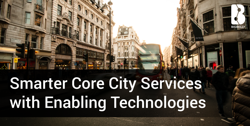 Smarter-Core-City-Services-with-Enabling-Technologies